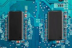 Potenza di tecnologia immagine stock