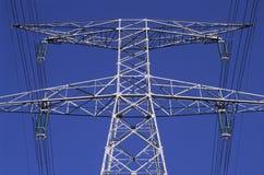 Potenza line-3 fotografie stock libere da diritti
