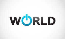 Potenza mondiale Immagini Stock Libere da Diritti