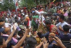 POTENZIALE CREATIVO DI ECONOMIA DELL'INDONESIA Fotografia Stock Libera da Diritti