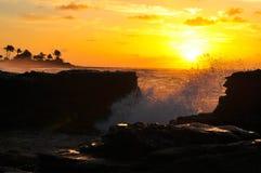 Potere degli oceani Fotografia Stock Libera da Diritti