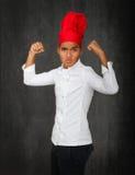 Potere del cuoco unico immagini stock