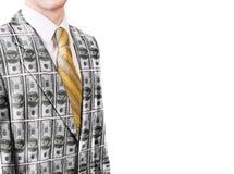 Potere dell'affare Immagine Stock Libera da Diritti