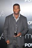 """Potere della fragranza di 50 del centesimo uomini dei lanci nuovi """"di 50' a Macy, Lakewood, CA 11-11-09 Fotografia Stock Libera da Diritti"""