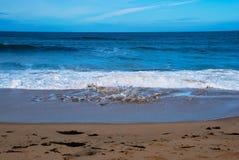 Potere delle onde 4 Fotografia Stock Libera da Diritti