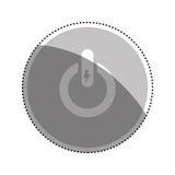 Potere di interruttore on-off illustrazione vettoriale