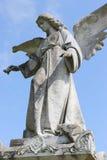 Potere di un angelo Immagine Stock