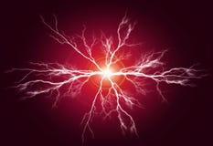 Potere ed elettricità puri fotografie stock libere da diritti