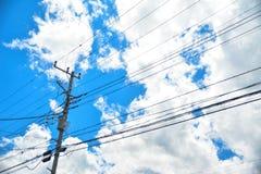 Potere per il futuro Fotografie Stock
