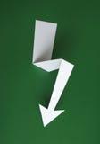 Potere verde Immagini Stock Libere da Diritti