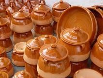poterie Images libres de droits
