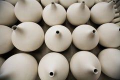 poterie asiatique de porcelaine Image libre de droits
