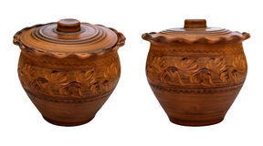 Poterie traditionnelle Images stock