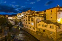 Potes Cantabria, Spagna fotografie stock libere da diritti
