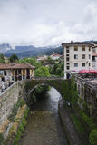 Potes in Cantabria Royalty Free Stock Photo