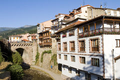 Potes, Spain Royalty Free Stock Images