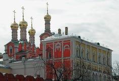 Poteshny Palace, Kremlin, Moscow, Russia Stock Photos