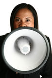 Potete ora sentirli Fotografie Stock Libere da Diritti