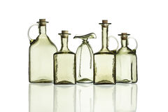 Potion bottles Stock Photos