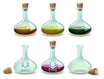 Potions Royalty Free Stock Photos