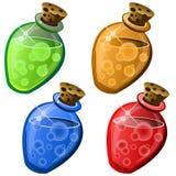 potions Fotos de Stock Royalty Free