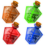 Potions Stock Image