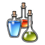 Potions Stock Photography