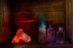 Potions Stock Photo