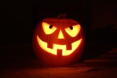 Potiron de Halloween Image libre de droits