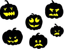 Potiron de Halloween illustration stock