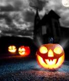 Potiron de Halloween images stock