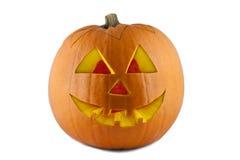 Potiron 07 de Halloween Photographie stock libre de droits