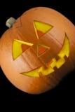 Potiron 05 de Halloween Image libre de droits