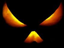 Potiron Halloween Jack O'Lantern images libres de droits