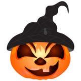 Potiron pour Halloween Images libres de droits