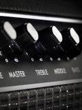 Potis van Amplifiert trebel Royalty-vrije Stock Foto's