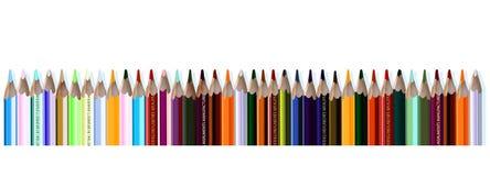 Potloden Royalty-vrije Stock Afbeeldingen