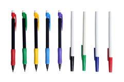 Potloden en Pennen Royalty-vrije Stock Afbeelding
