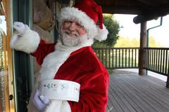 Potluck Santa