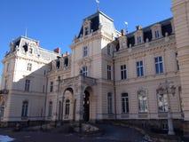 Potocki宫殿,利沃夫州 库存照片