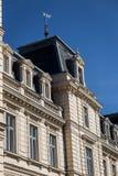 Potocki家庭的宫殿在利沃夫州 乌克兰 目前-利沃夫州N 免版税库存图片