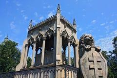 Potocki mausoleum Stock Images