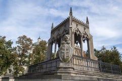 Potocki Mausoleum. Stock Photo