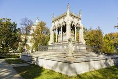 Potocki mausoleum in Warsaw's Wilanow Royalty Free Stock Photography