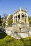 Potocki mausoleum in Warsaw's Wilanow Stock Photos