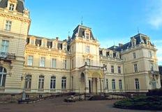 Potocki pałac Obraz Royalty Free