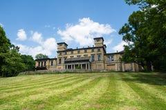 Potocki Palace in Krzeszowice (Poland) Stock Photography
