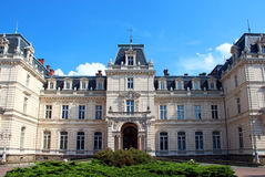 Potocki Palace in Lviv, Ukraine Stock Images
