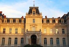 Potocki Palace, Lviv, Ukraine Stock Image