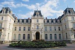 Potocki Palace in Lviv, Ukrainian Royalty Free Stock Image
